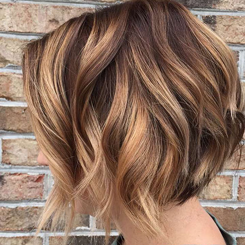 25 Different Versions Of Hair Color For Short Hair New