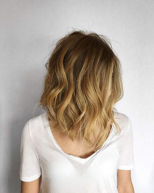 25 Fascinating Images Of Short Wavy Hairstyles New