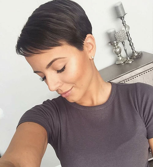 Pictures Of Pixie Hairstyles