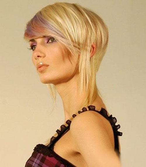 Trendy Short Cuts Women