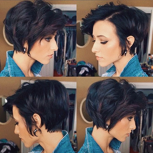 Pixie Cut Haircuts