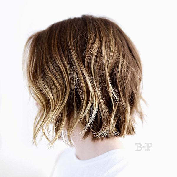 Layered Haircuts For Short Choppy Hair