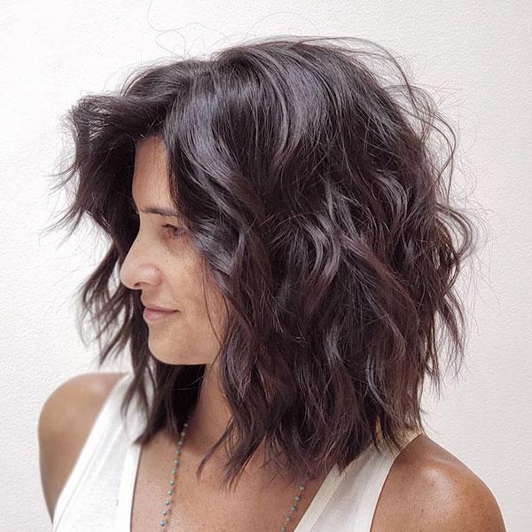 Choppy Layered Haircuts For Short Hair
