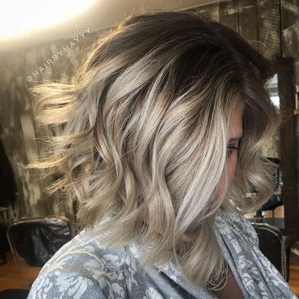 Short Choppy Layered Haircuts