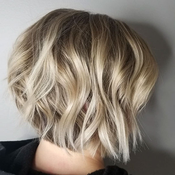 Short Choppy Layered Hairstyles For Women