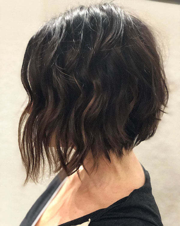 Short Choppy Layered Haircut Images