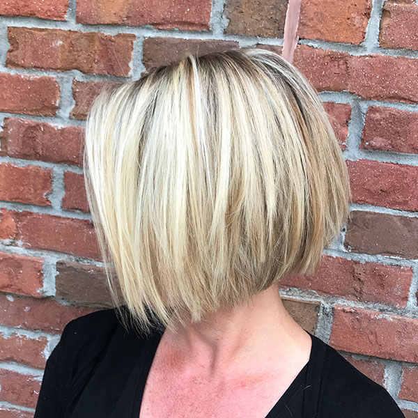 Pictures Of Short Choppy Layered Hairstyles