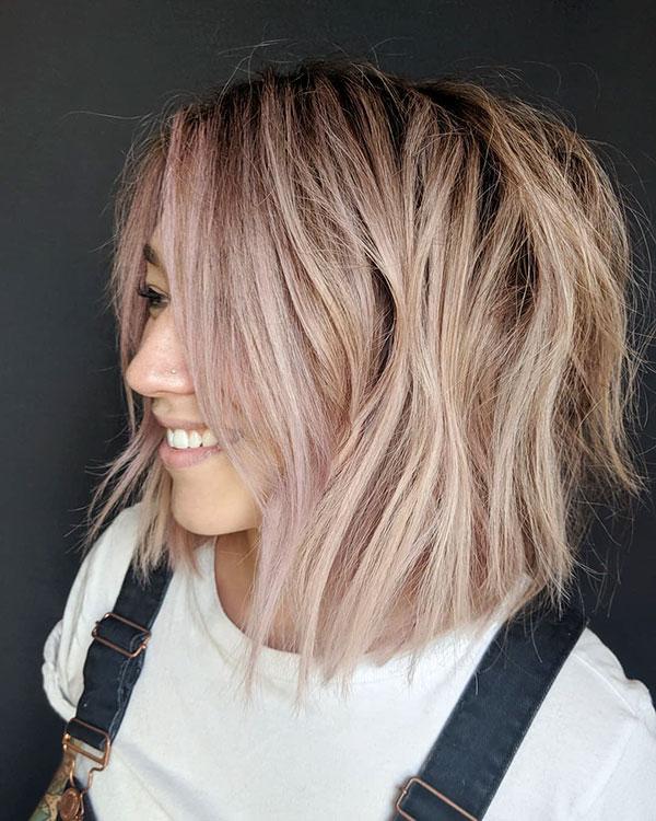 Examples Of Choppy Layered Short Haircuts