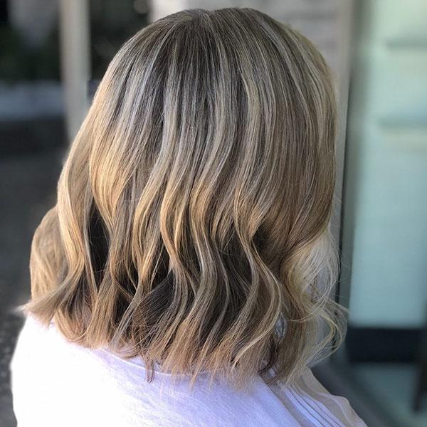 Balayage Short Haircuts
