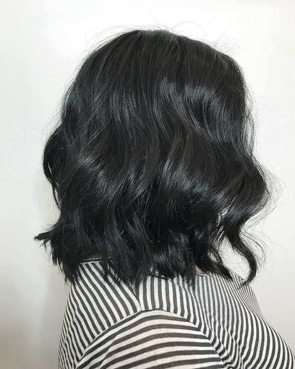 Wavy Hairstyles For Short Hair