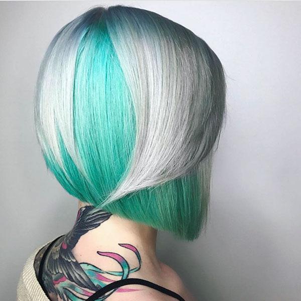 Images Of Short Platinum Hair