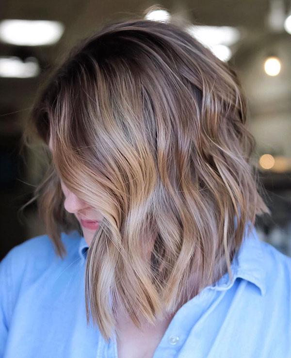 Short Balayage Hairstyles