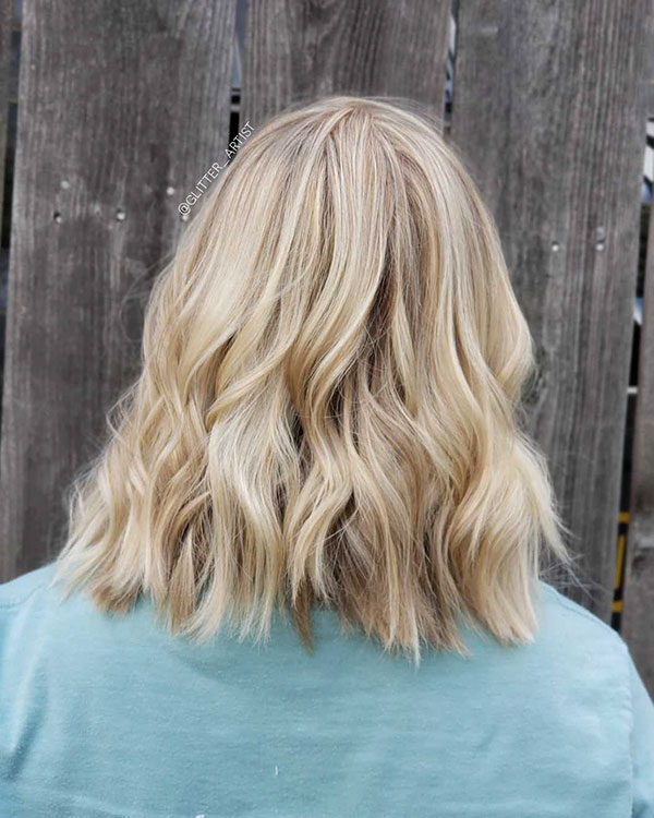 Short Balayage Haircuts 2020