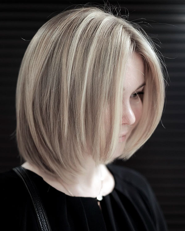 Balayage Hair Pictures For Short Hair