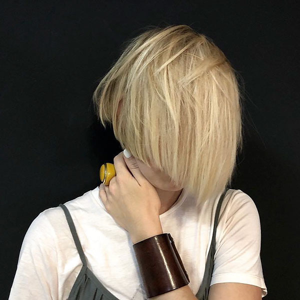 Balayage With Short Hair