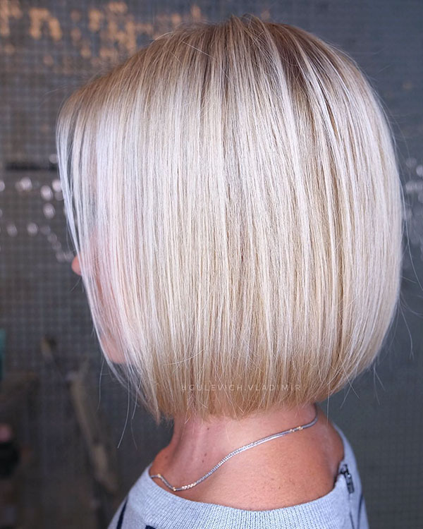 Short Balayage Hairstyles 2020
