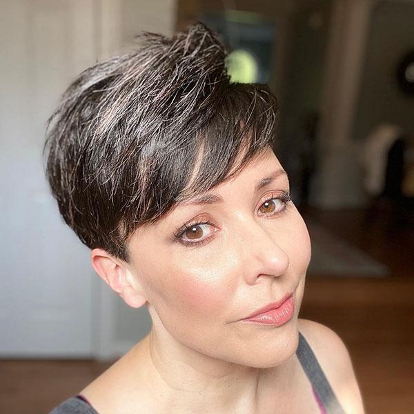 2021 new pixie haircuts