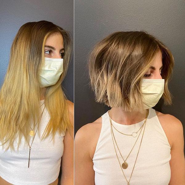 2021 new short haircuts