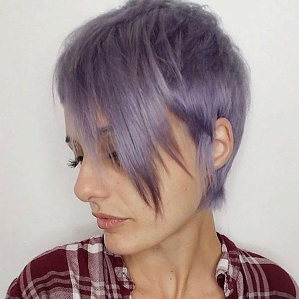 2021 pixie hair