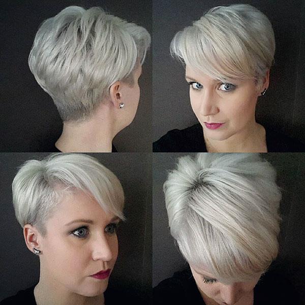 2021 pixie hair trends