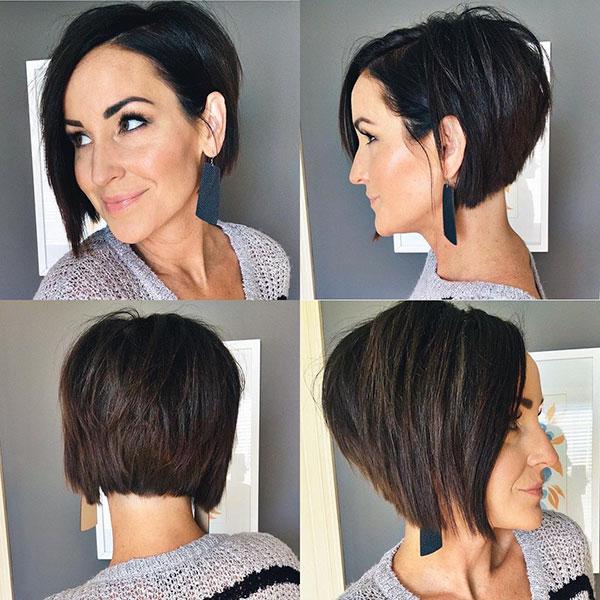 best haircut for short hair