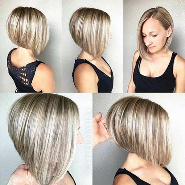 bob style haircuts for short hair