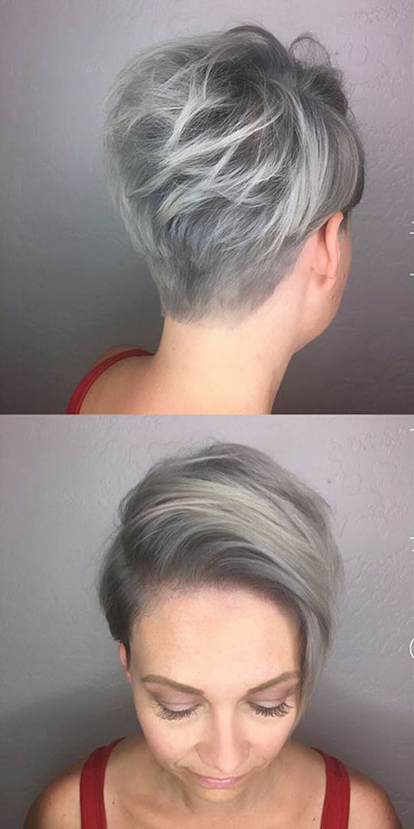 cool pixie cut hairstyles