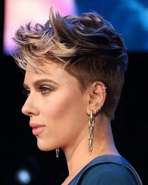 hair cuts short hair