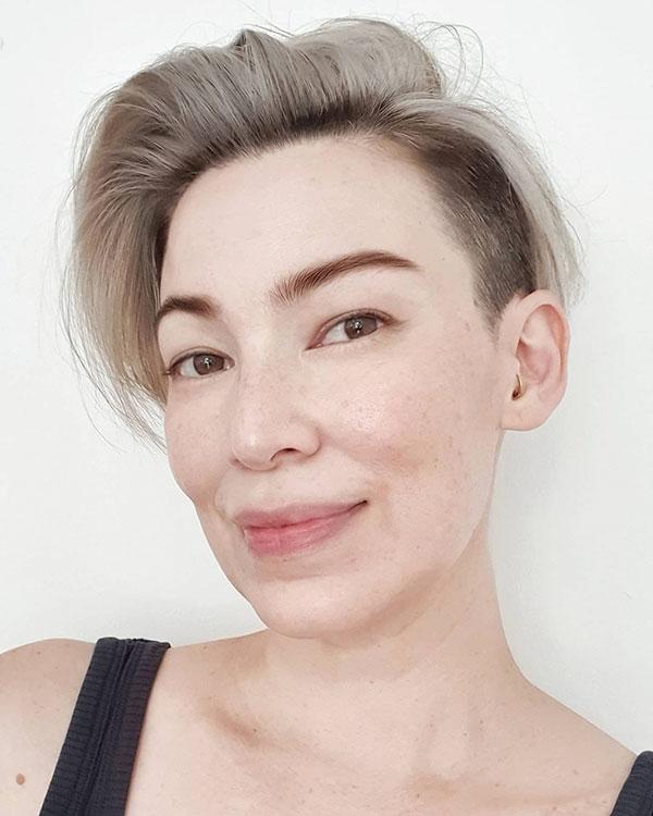 hairstyles short hair 2021