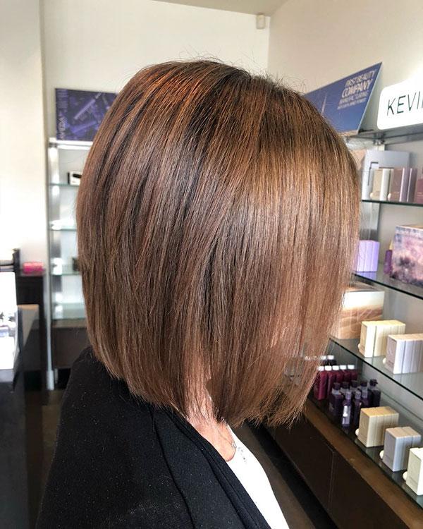 latest short bob hairstyles 2021