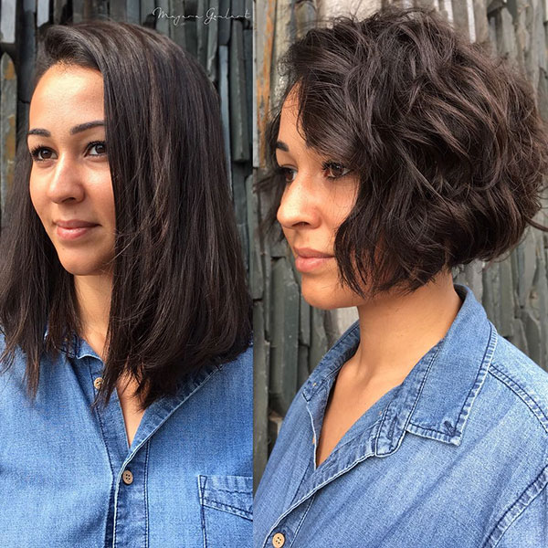 new bob hairstyles 2021