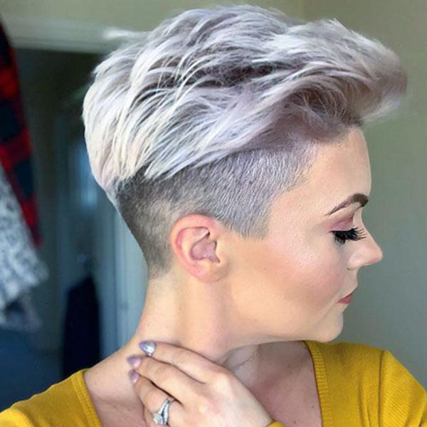new pixie haircuts 2021