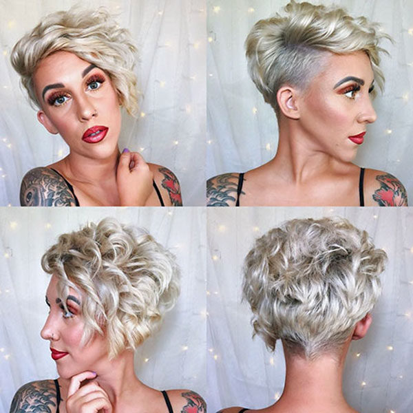 new pixie hairstyles