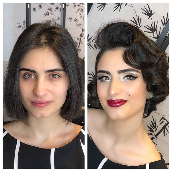 pictures of short haircuts for 2021