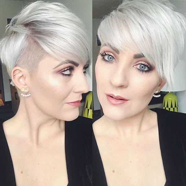 pixie cut for female