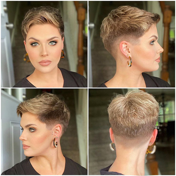 pixie cuts for women 2021
