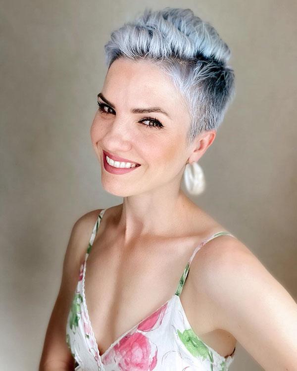 pixie haircut styles 2021