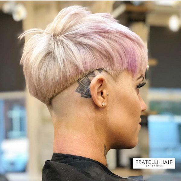 pixie hairstyles
