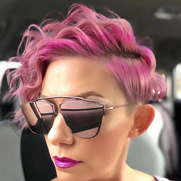 pixie hairstyles 2021