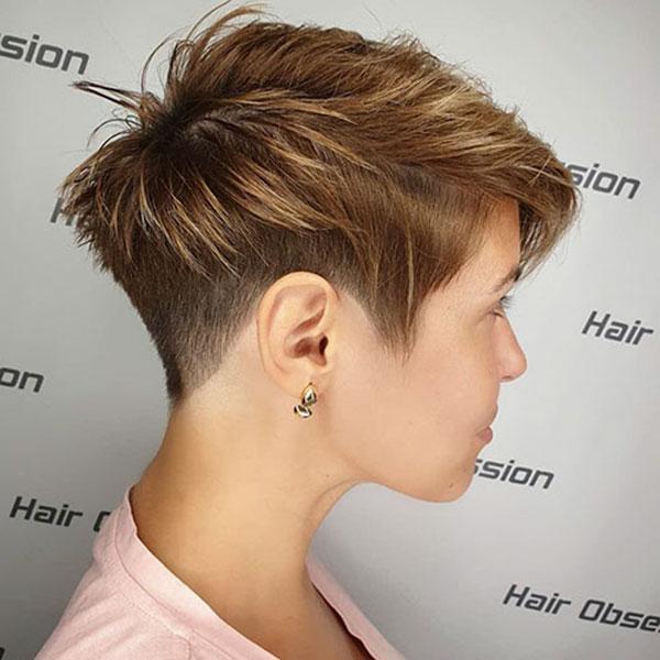 popular pixie haircuts