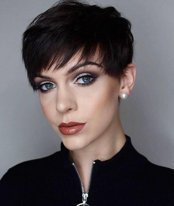 popular short hair 2021