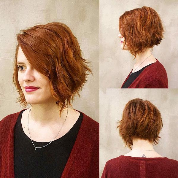 popular short haircuts for women