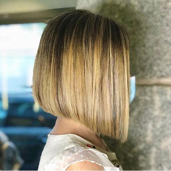 short bob cut hairstyles