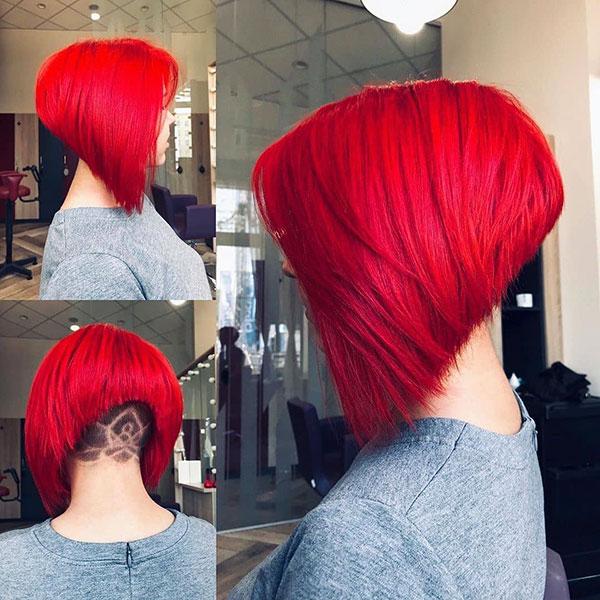 short hair bob styles 2021