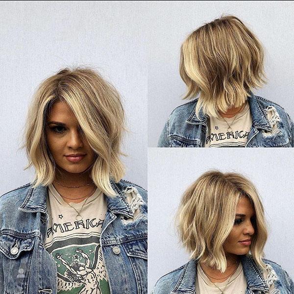 short hair hairstyles 2021