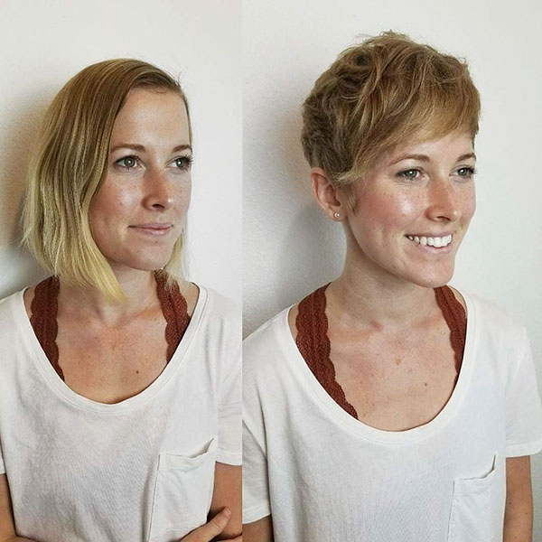 short new hairstyles for 2021