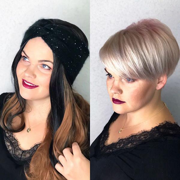 short women hairstyles 2021
