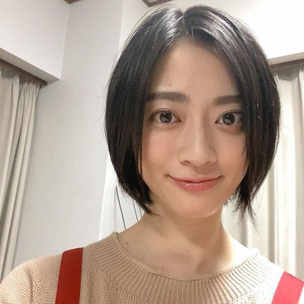 short women's hair 2021
