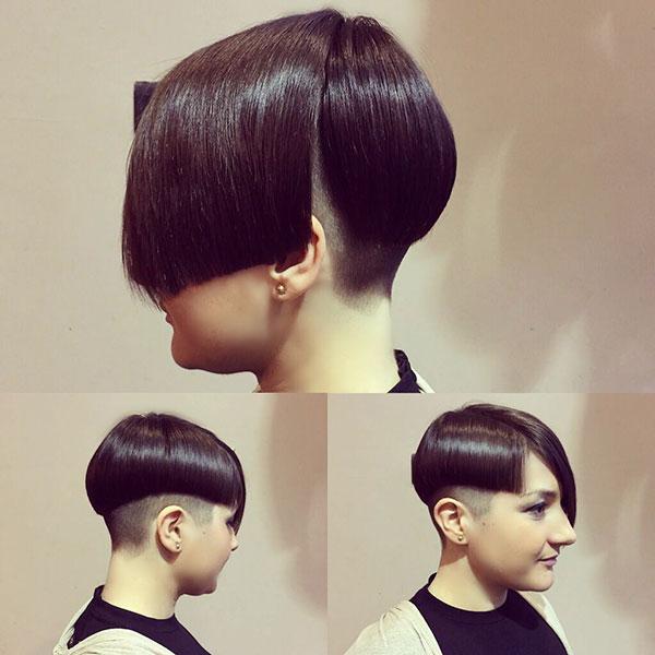 trend short hair 2021