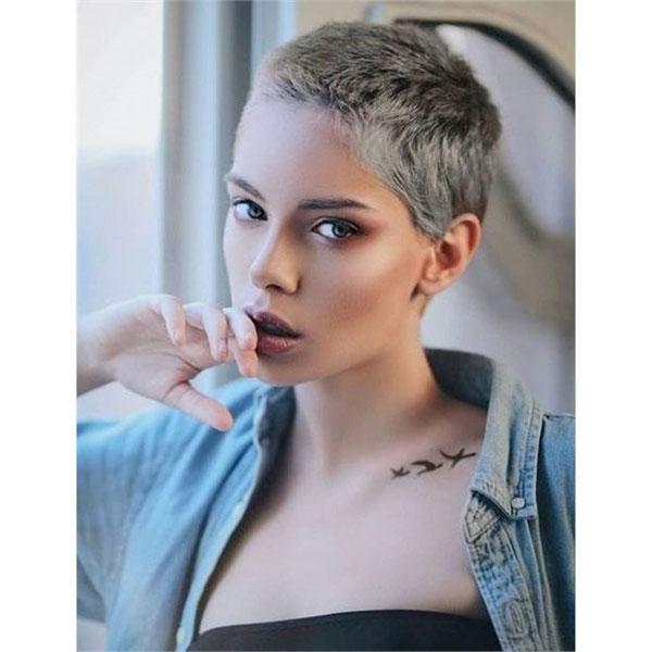 womens short hair cuts